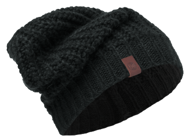 BUFF® KNITTED & POLAR HAT GRIBLING BLACK
