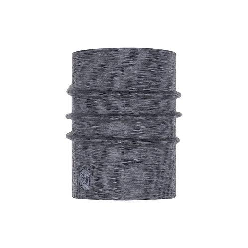 BUFF® Heavyweight Merino Wool - Fog Grey Multi Stripes
