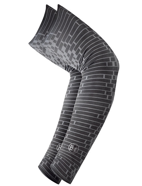 BUFF® UV+ REFLECTIVE ARM SLEEVES -NATRON