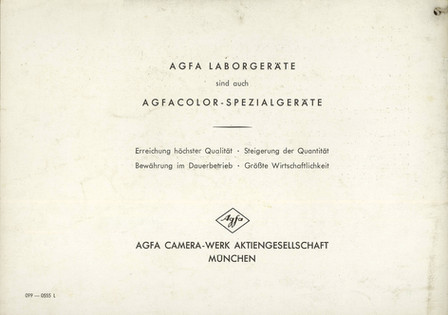Agfa Beschreibung Variomat Seite 12