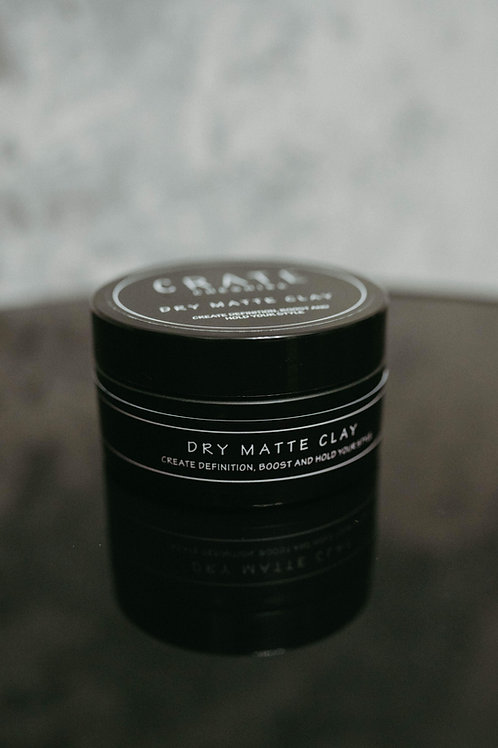 Dry Matte Clay
