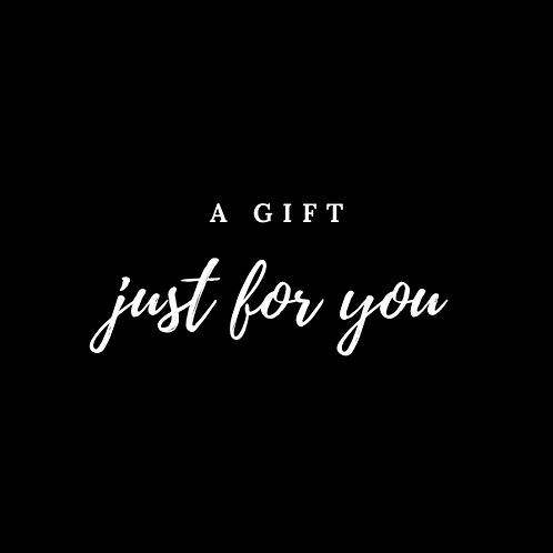 Gift voucher - £25