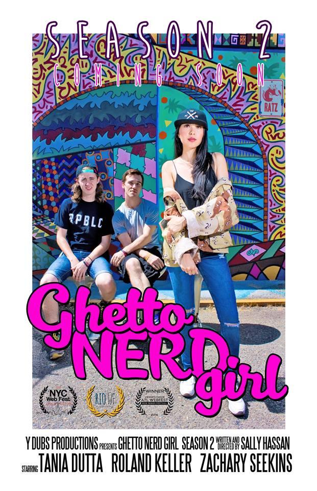 Ghetto Nerd Girl Promo
