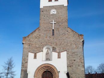 Rajd Liczyrzepy Biały Kościół TP50