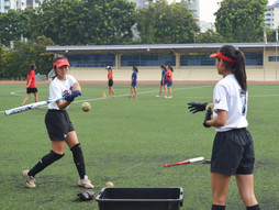 The Bat's On - Softball A Div Girls
