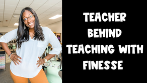 Teacher behind Teaching with Finesse