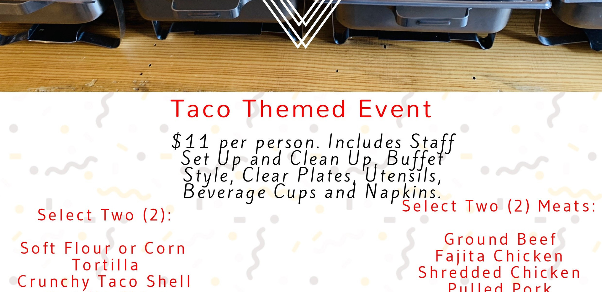 Barbecue Themed Event