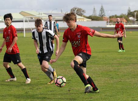 Match Report - Seniors 4th August 2019