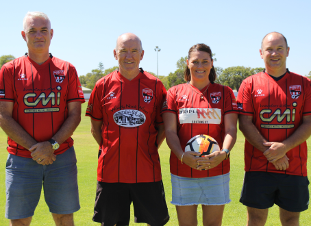 BSN City FC Announce Senior Coaches