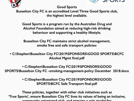 Good Sports Level Three