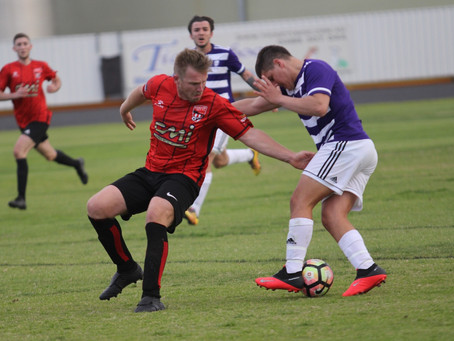 Busselton City FC take on Dalyellup with mixed results
