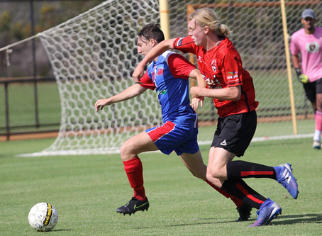 FFA Cup - Round 1