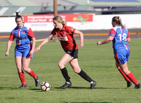 Weekend Victory's for Busselton City FC