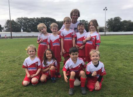 Match Report - Juniors 14th September 2019