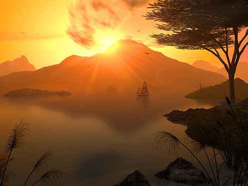 Sailboat and Imagination