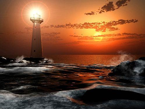 Lighthouse Splash