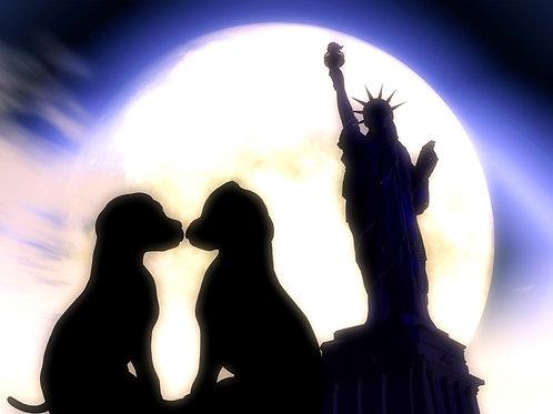 Puppy Love in New York