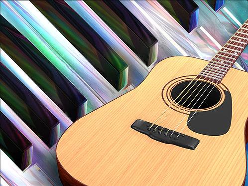 Acoustic Guitar Passion