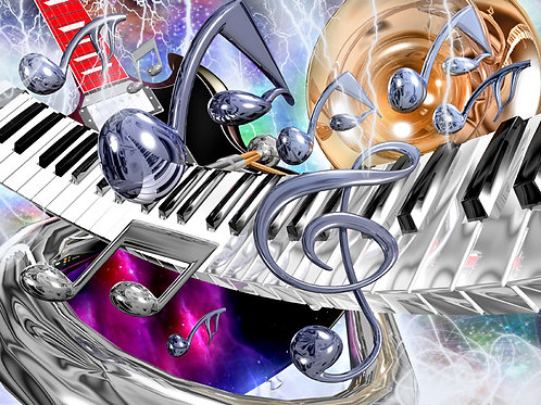 Musical Energy Reflections