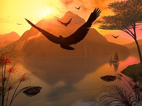 Eagle Mountain Imagination