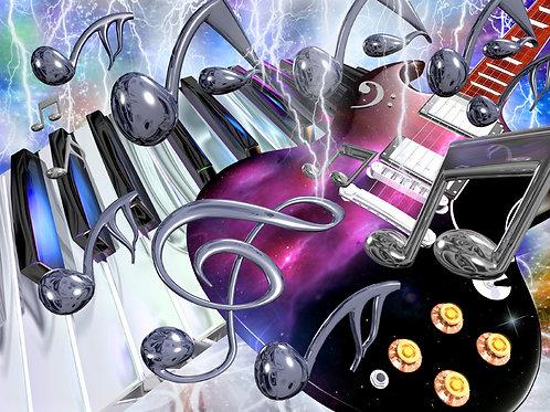 Musical Energy Mystique