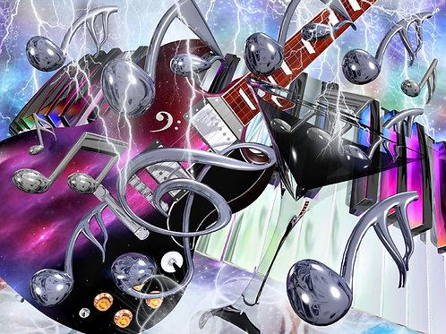 Musical Energy Merriment