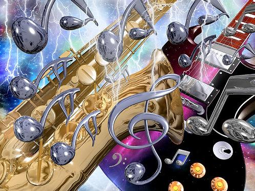 Musical Energy Jazz