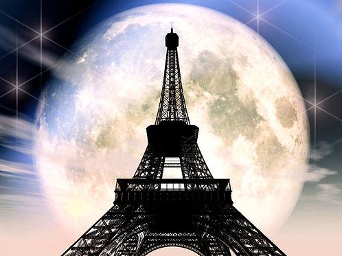 Paris in the Moonlight