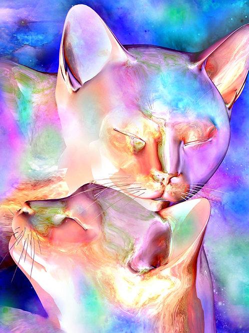 Soul Mate Kitty Love