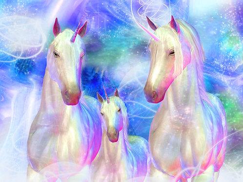 Unicorn Family Mystique