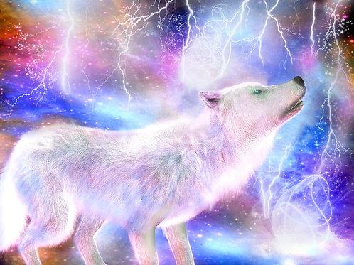 Wolf Lightning