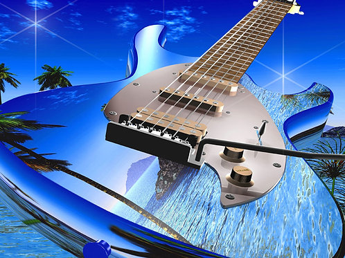 Six String in the Islands Dream