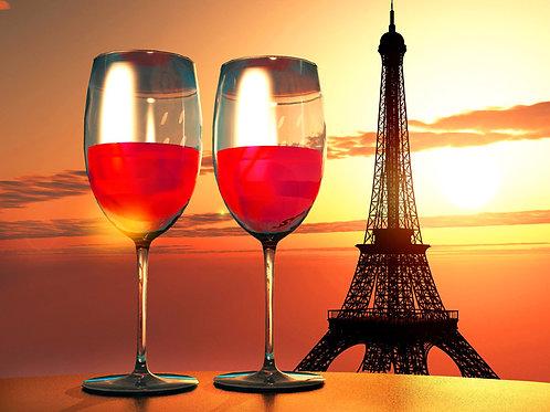 Paris and Wine Paradise