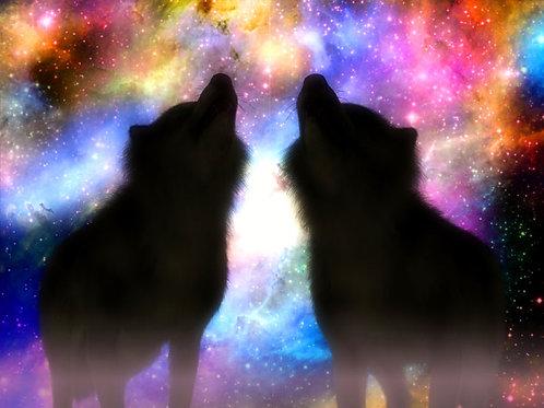 Nebulistic Wolf Howl