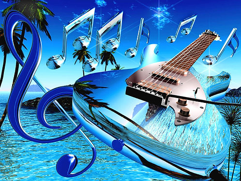 Music in the Tropical Islands