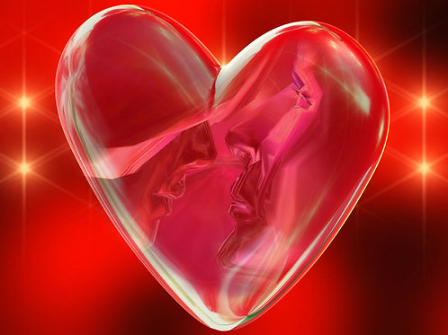 Love is in the Heart