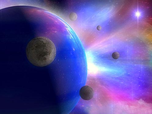 A Distant World Starlight