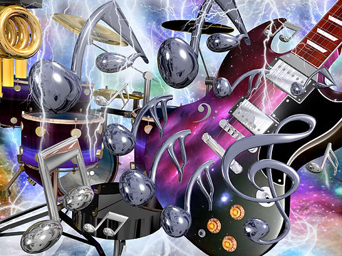 Musical Energy Rock