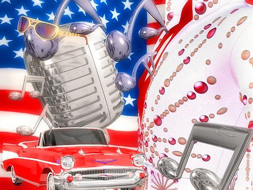 Elvis Americana