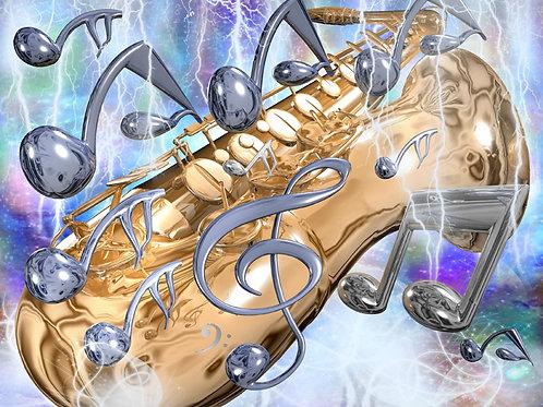 Musical Energy Saxophone