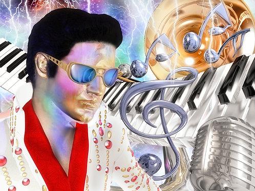 Elvis Musical Energy