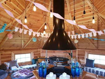 Few photos from the recent baby shower a