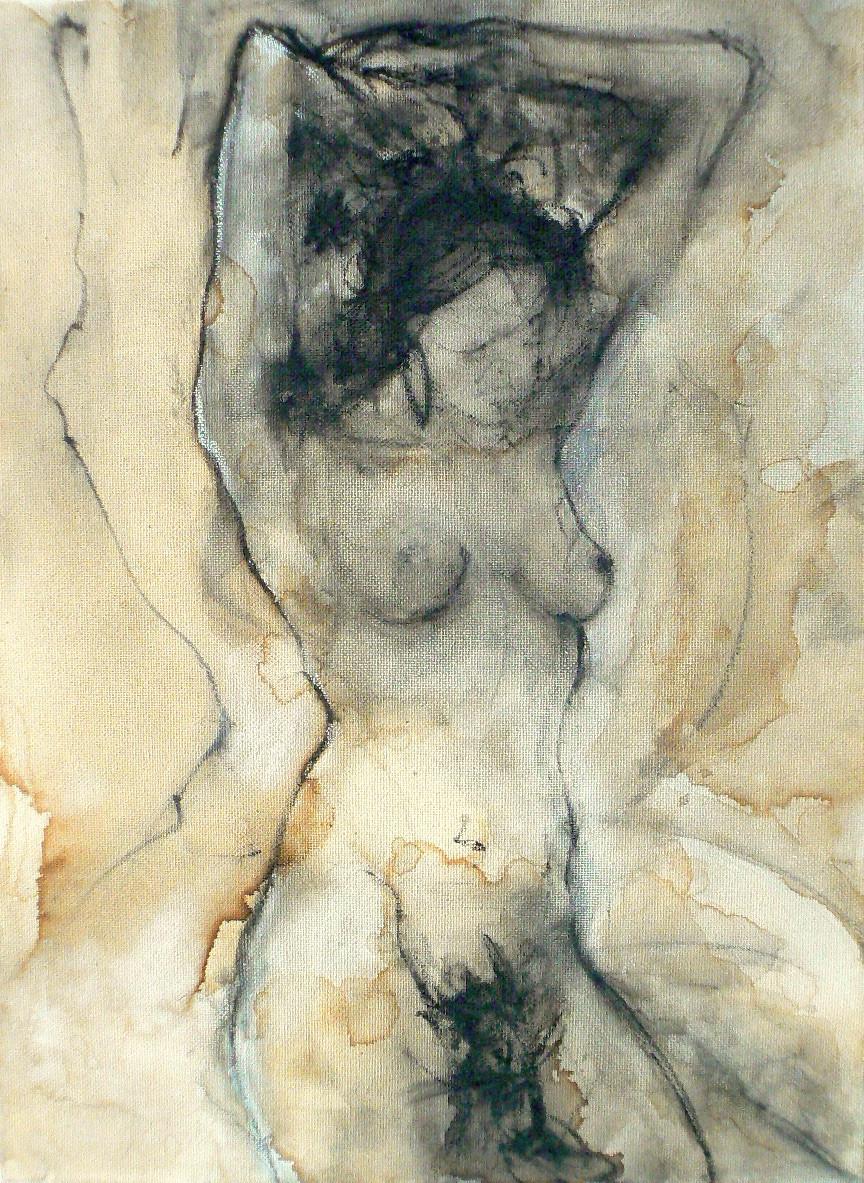 Femme 40x30 cm