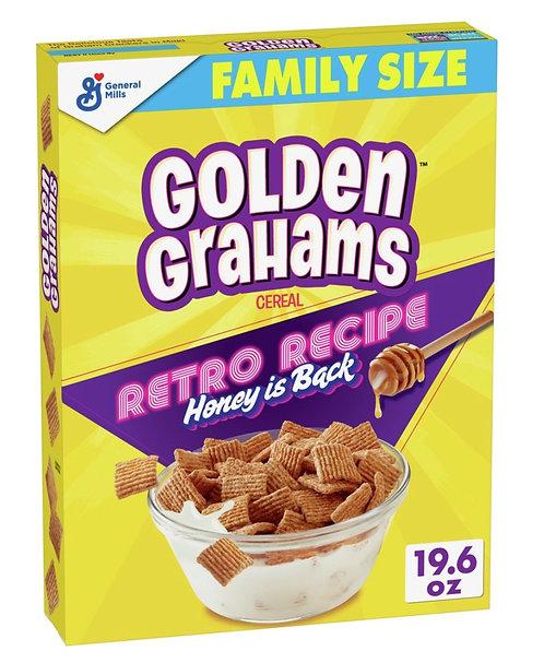 "Cereal Golden Grahams ""Retro Recipe"""