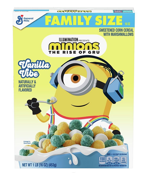 Cereal Minions