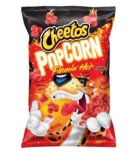 Cheetos Popcorn Flamin Hot