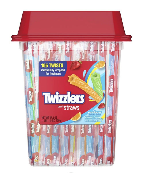Twizzlers Bottle Assorted Flavors