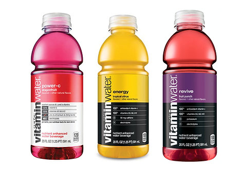 Vitamin Water 3-Pack