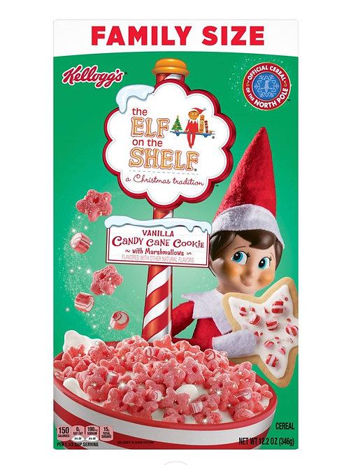 Cereal ELF of the Shelf