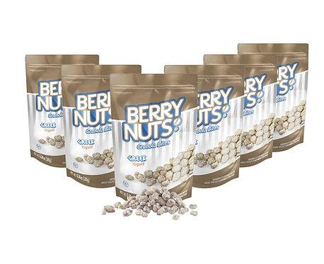 Berry Nuts Greek Yogurt Granola Clusters